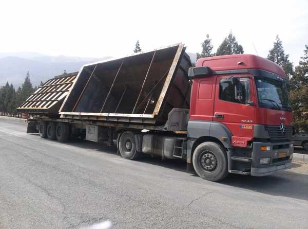 کارگاه صنایع فولاد